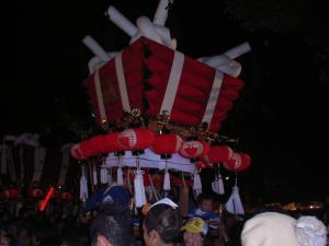 枚岡神社秋郷祭 005
