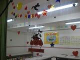 教室飾り③
