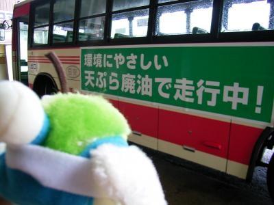 エコバス!ねこバスじゃないよ~