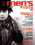2008.4.10mens FUDGE表紙