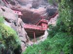 こんな所にお寺が。すごいです!!