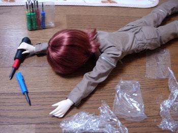 つ・・・疲れたぁ・・・