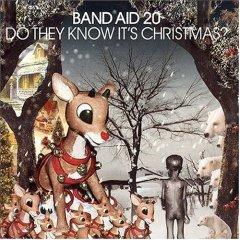 Band Aid 20 ジャケット画像