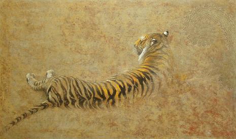 「虎」・100M
