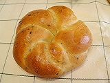 ごまリングパン1