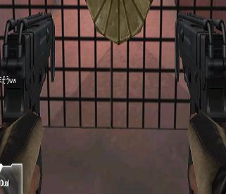 男ならともかく女の人でこの武器はちょっと無茶かと・・・