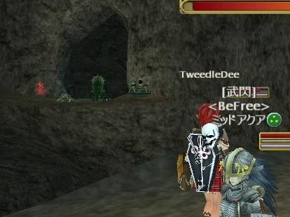 このゲームダンジョンって言うより洞窟多いかな