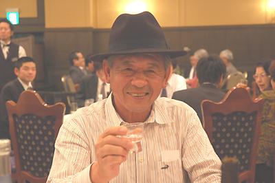 石川製茶お父さん