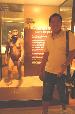 ヒトの祖先と太一