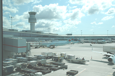 トロント ピアソン空港