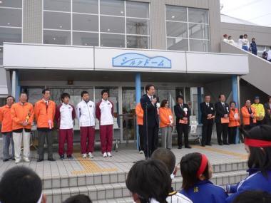 090322第13回早稲田の杜森林浴クロスカントリー大会in本庄