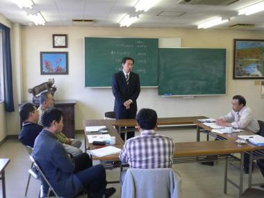 090409埼玉県酪農協同組合理事会