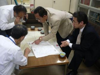 090609横瀬川の要望(県土事務所)