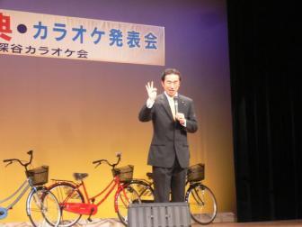 090621深谷カラオケ会第27回カラオケ大会