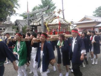 090719こだま祭り