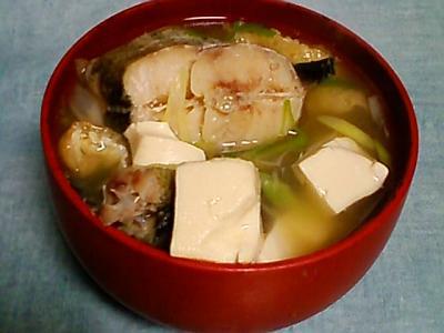 タラと豆腐