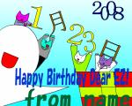 EZ Birthday