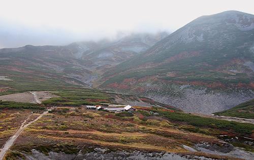 黒岳避難小屋