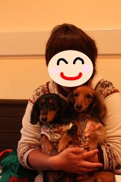 tomomiさんと一緒