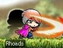 Rhoads(ろーず)