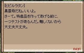 作成NPCとの会話2
