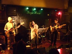 Mune-G追悼ライブ at Boogie House 09.4.11101