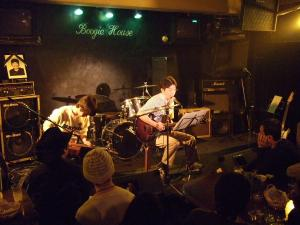 Mune-G追悼ライブ at Boogie House 09.4.11105