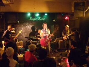 Mune-G追悼ライブ at Boogie House 09.4.11111