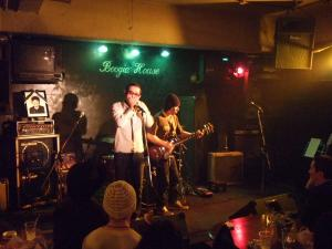 Mune-G追悼ライブ at Boogie House 09.4.11108