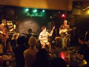 Mune-G追悼ライブ at Boogie House 09.4.11133