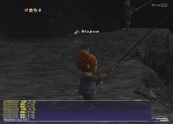 釣り@麻痺