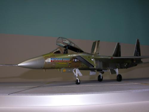 F-15A Streak Eagle