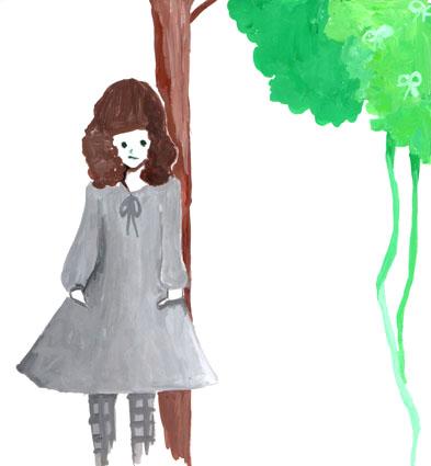 リボンの木