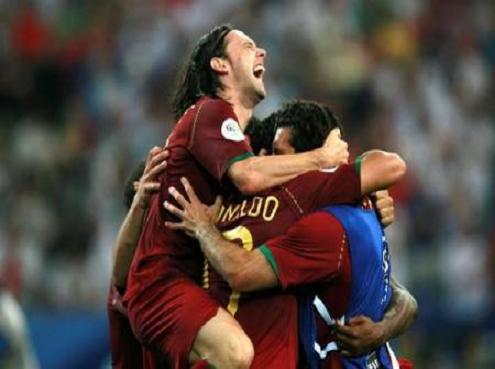 ポルトガル勝利