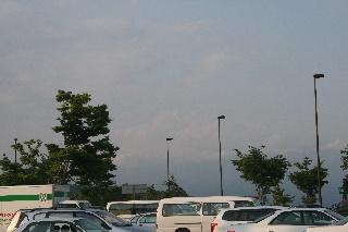 Mt.FUJI・・見えてる?