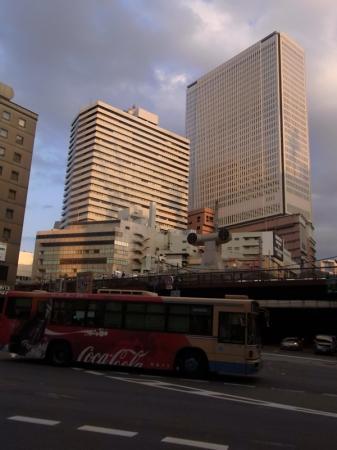 building,bus,osaka