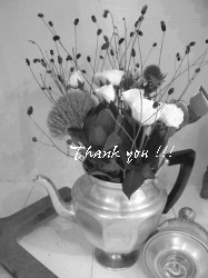 * Thank you *