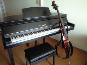 ピアノチェロ
