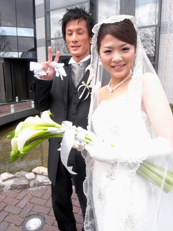 まさし結婚式 5