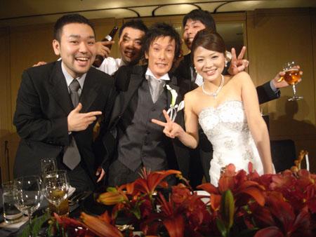 まさし結婚式 4