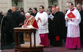 法王スペイン広場1