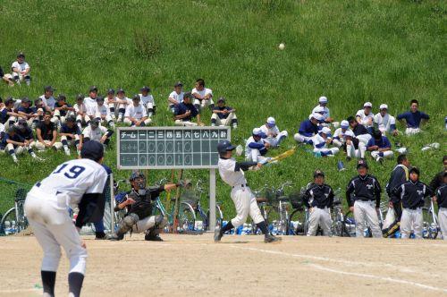 13 野球