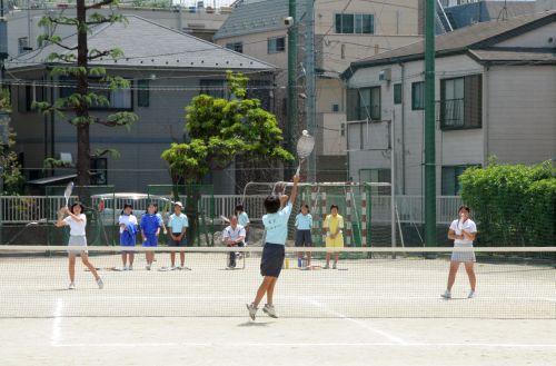 26 テニス女子