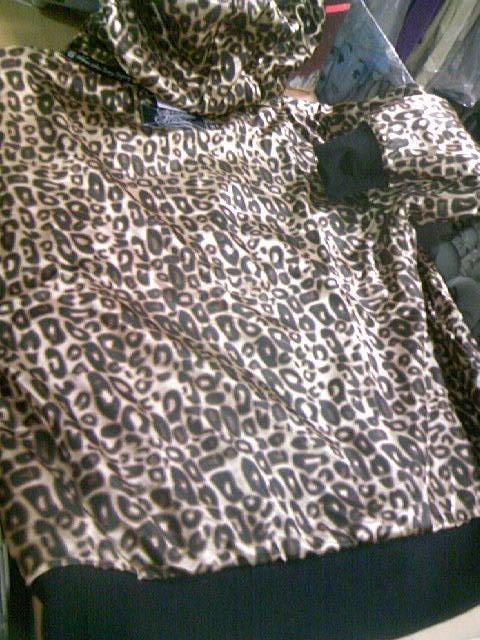 SS OG Cheetahパーカー 3b-7z