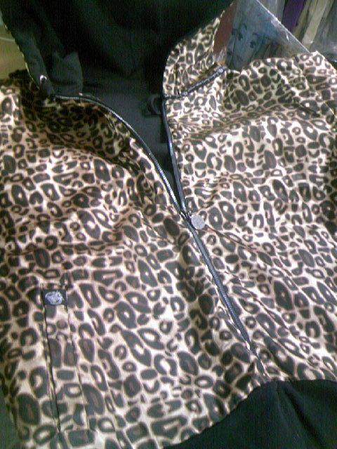 SS OG Cheetahパーカー z