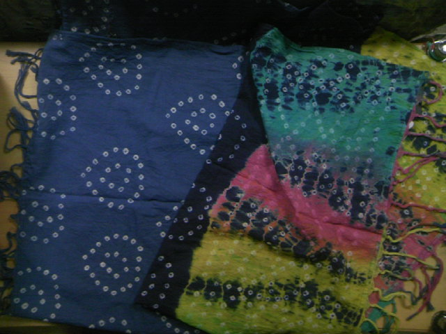 Hurley Shibuya スカーフ 2-2