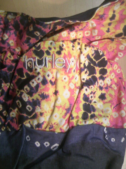 Hurley Shibuya トートバッグ 3-4z