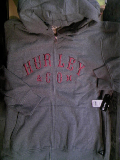 Hurley Nortre Dame パーカー 2-1z