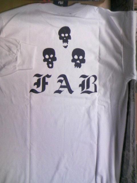 FAB 3Dots Skull LS-T 2-3z