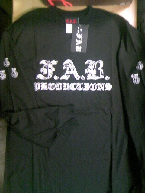 FAB FAB Production LS-T 3-1z